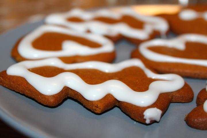 Pepperkaker trines matblogg